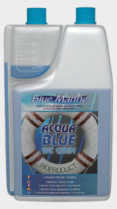 ACQUA BLUE WC CHEM